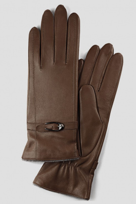 Перчатки ACCENT 412р коричневый
