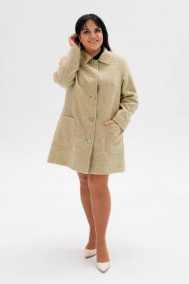 Пальто Bugalux 442 170-горчица