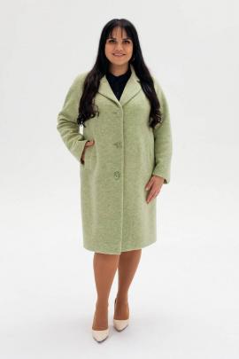 Пальто Bugalux 480 164-зелень
