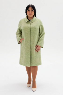 Пальто Bugalux 941 164-зелень
