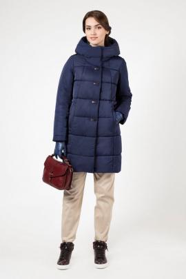Пальто ElectraStyle 3у-6031/2-112 темно-синий