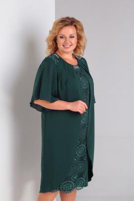 Платье Basagor 459 бирюза