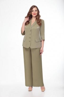 Женский костюм Gold Style 2310 св.хаки