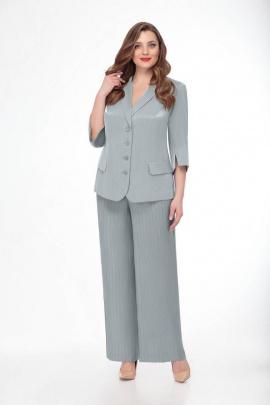 Женский костюм Gold Style 2310 серый
