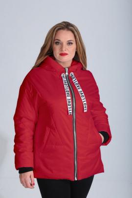 Куртка Diamant 1505 красный
