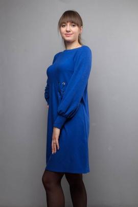 Платье Mita ЖМ1028 василек