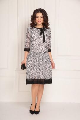 Платье Solomeya Lux 681 леопард