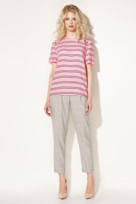 Блуза Prio 715940 розовый