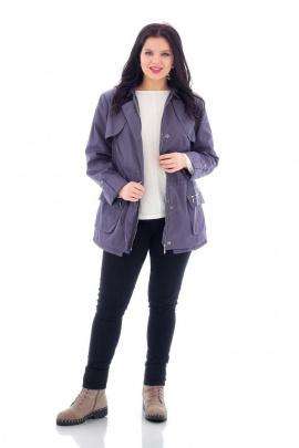 Куртка БАГРЯНИЦА 2095 светло-фиолетовый