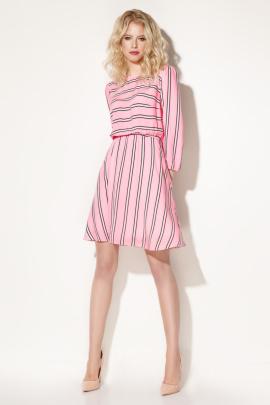 Платье Prio 717380 розовый