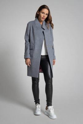 Пальто Gotti 160-14 серый