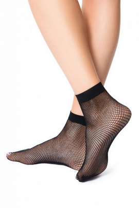 Носки Conte Elegant Rette_Socks_Medium_23-25_Nero