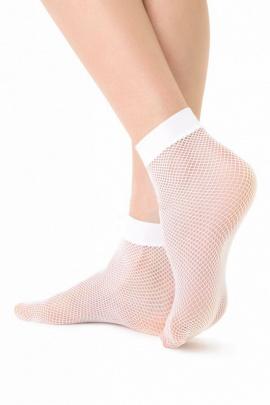 Носки Conte Elegant Rette_Socks_Medium_23-25_Bianco