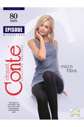 Колготки Conte Elegant Episode_80_Nero
