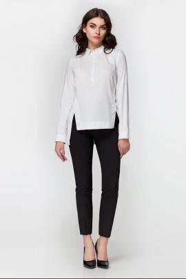 Блуза Панда 393340 белый
