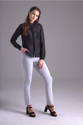 Рубашка AMORI 6062 черный