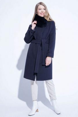 Пальто ElectraStyle НП4У-9126м-128 темно-синий