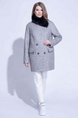 Пальто ElectraStyle НП3у-7004/4-225 графит