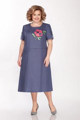 Платье Tellura-L 1490 джинс