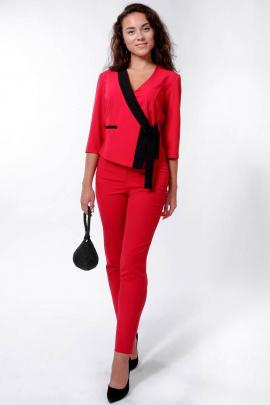 Блуза Nat Max ШБЛ-0115-28 красный
