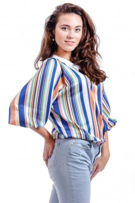 Блуза Nat Max ШБЛ-0122-14 радуга