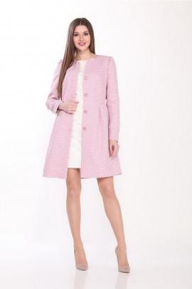 Пальто Djerza 2112А розовый