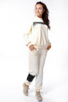 Спортивный костюм Nat Max ШКМ-0114-32 кремовый