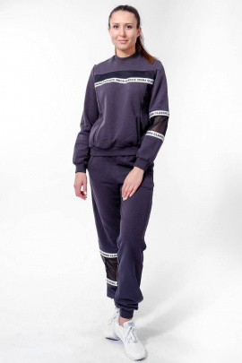 Спортивный костюм Nat Max ШКМ-0114-32 серый