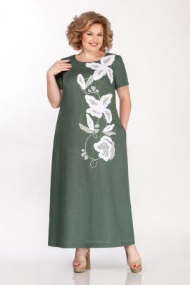 Платье GALEREJA 610 зеленый