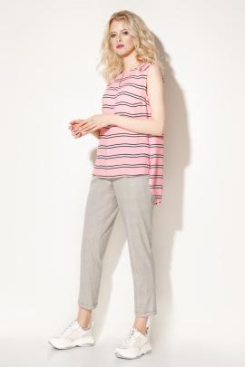 Блуза Prio 717140 розовый