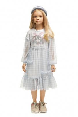 Платье Bell Bimbo 200213 клетка