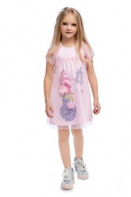 Платье Bell Bimbo 200229 св.розовый