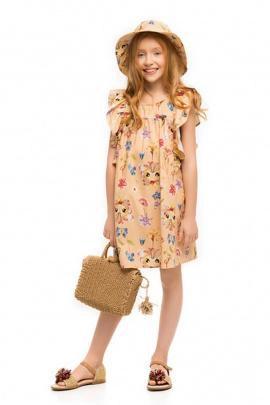 Платье Bell Bimbo 201059 набивной