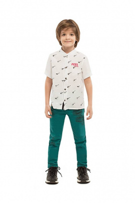 Рубашка Bell Bimbo 201152 набивной