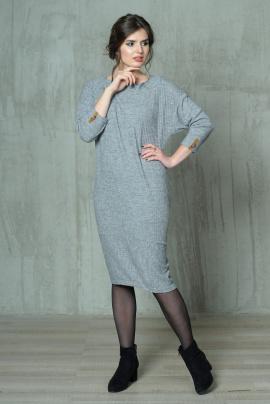 Платье Faufilure outlet С432 серый