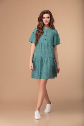 Платье Svetlana-Style 1379 бирюзовый