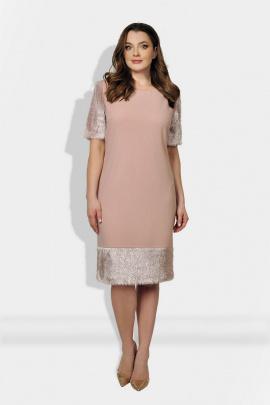 Платье Fortuna. Шан-Жан 647 розовый