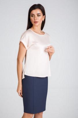 Блуза IVARI 402 розовый