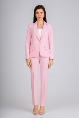 Женский костюм IVARI 12105 розовый