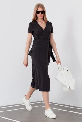 Платье Favorini 21594 черный