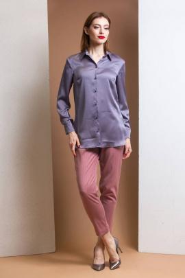 Блуза Ivera 722 серый
