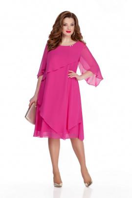 Платье TEZA 722 фуксия