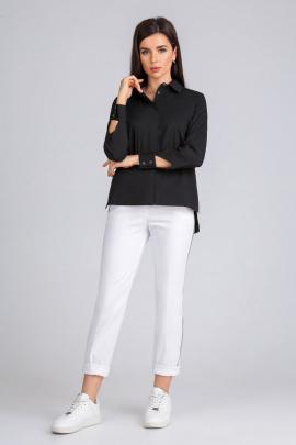 Рубашка IVARI 418 черный