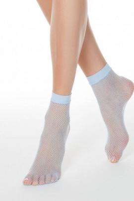 Носки Conte Elegant Rette_Socks_Medium_23-25_Light-blue
