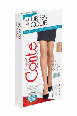 Колготки Conte Elegant Dress_Code_40_beige