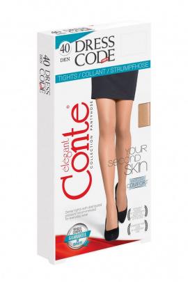 Колготки Conte Elegant Dress_Code_40_bronz