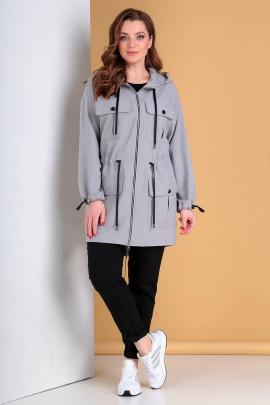 Комплект Liona Style 743 серый/черный