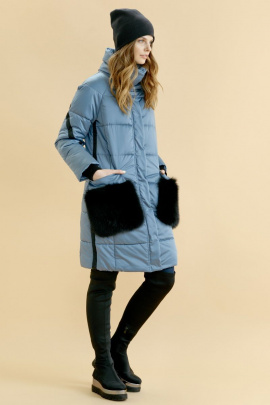 Пальто BURVIN 6515-61