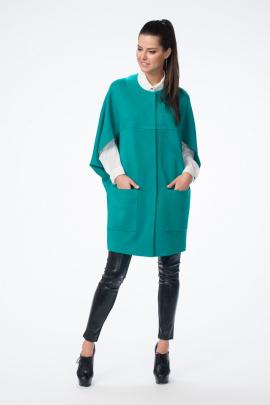 Кардиган Stilville 17С1289 зеленый