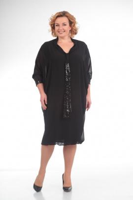 Платье Pretty 637 черный